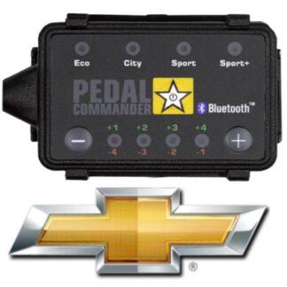 Pedal Commander for Chevrolet