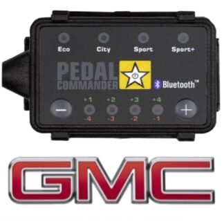Pedal Commander for GMC