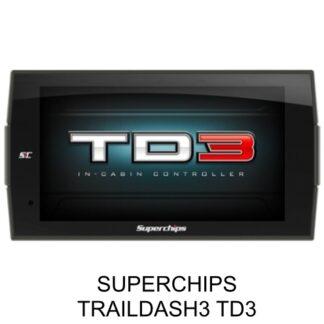 Superchips TrailDash 3 TD3