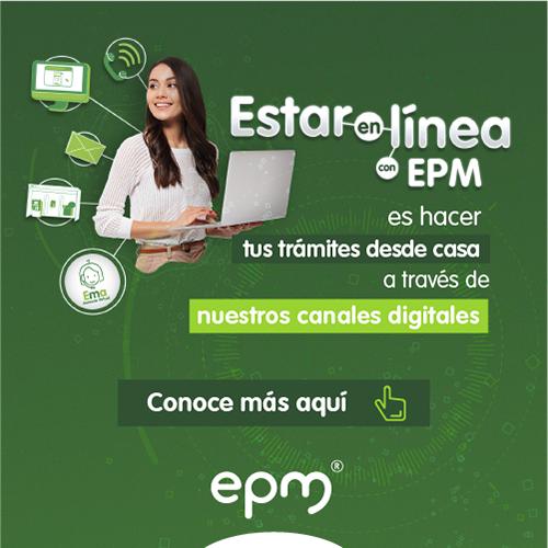 EPM en línea