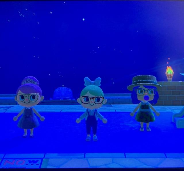 Postpartum Friday Nights Animal Crossing