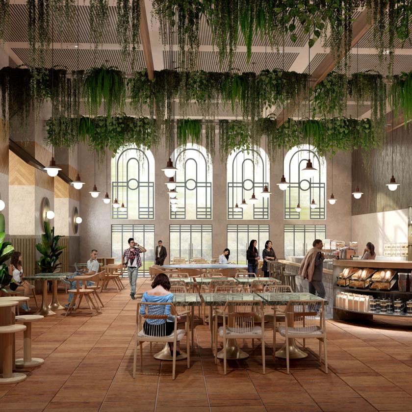 Vietnamese Cafe Concept