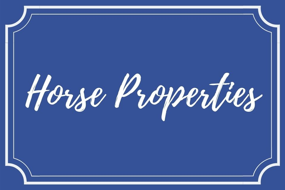 Horse Properties button - click here