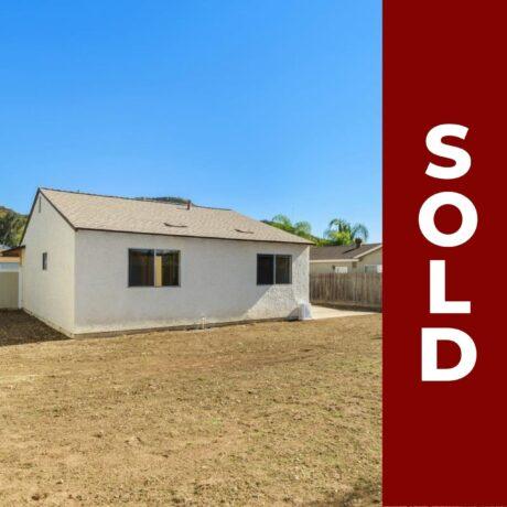Sold - 15410 Via Sansal