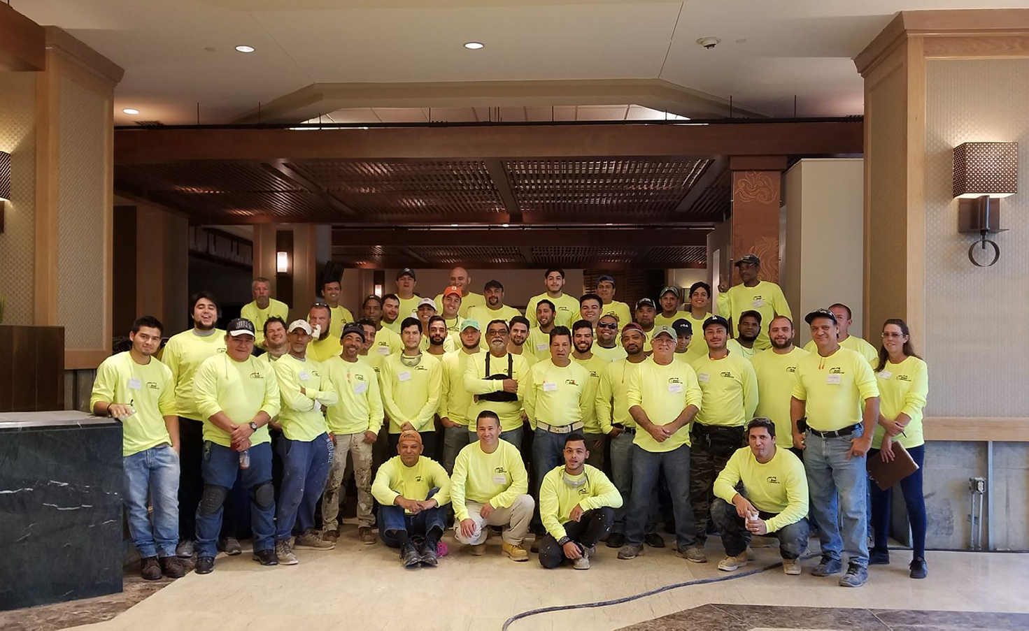 Drake General Contracting Team