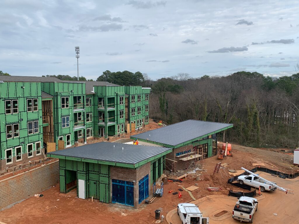 Columbia Fayetteville construction