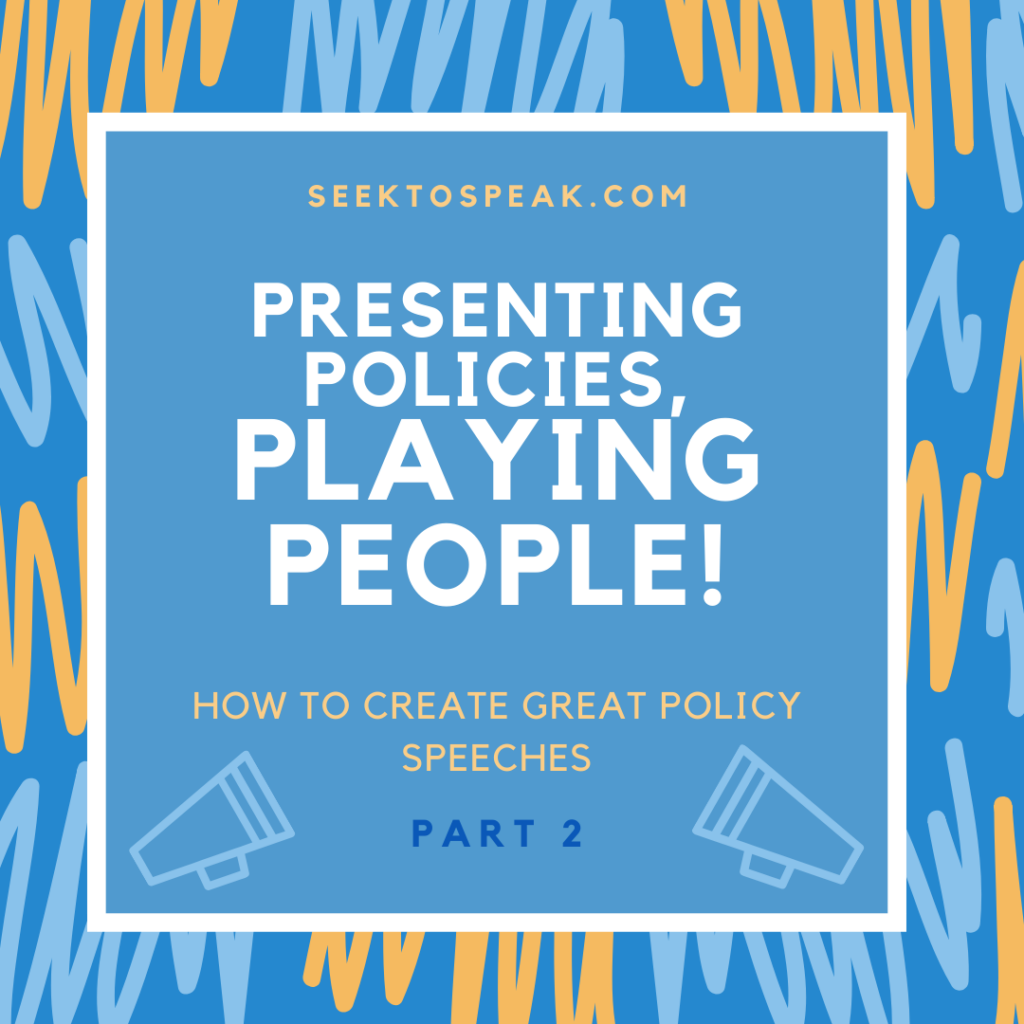 Policies and its Stakeholders