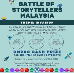 Battle of Storytellers 2020