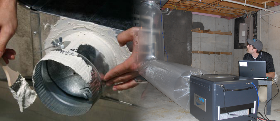 Why You Need Air Duct Sealing