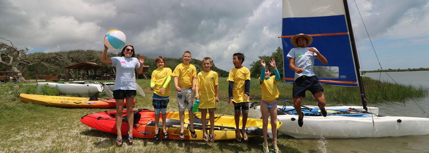 Anastasia Watersports Camp Group 5
