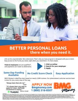 BMG Money graphic design