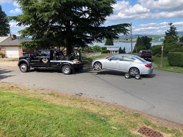 Car Towing service in Kent Washington