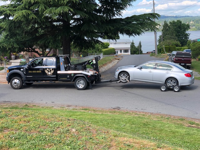 Car Towing Burien