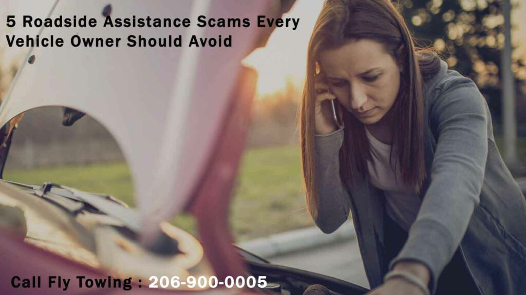road side assistance scam