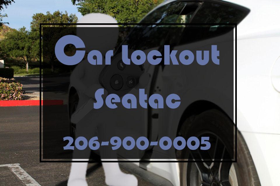 car lockout Seatac