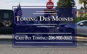 Towing Des Moines