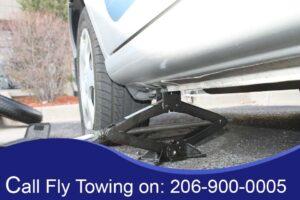Tire Change Service Kent Washington