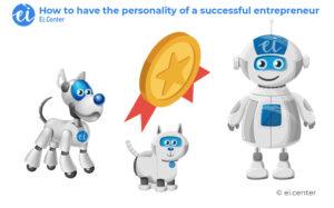 entrepreneurs innovation personality
