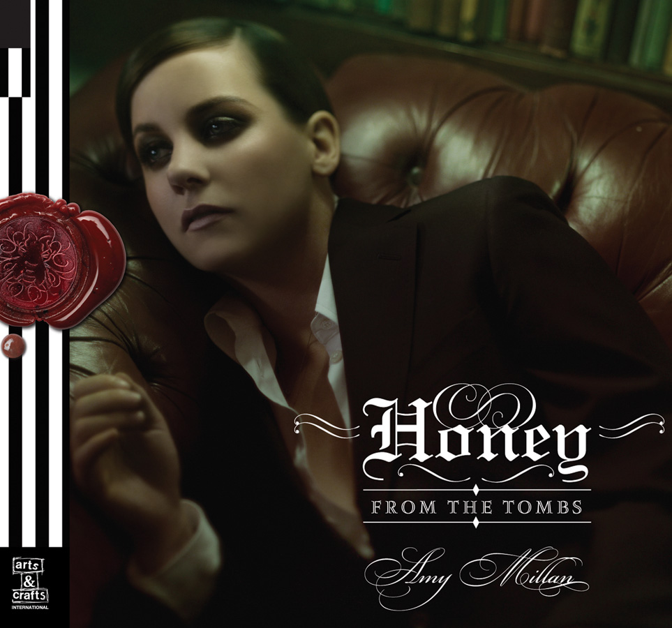 Amy Millan's Honey From The Tombs is out now.