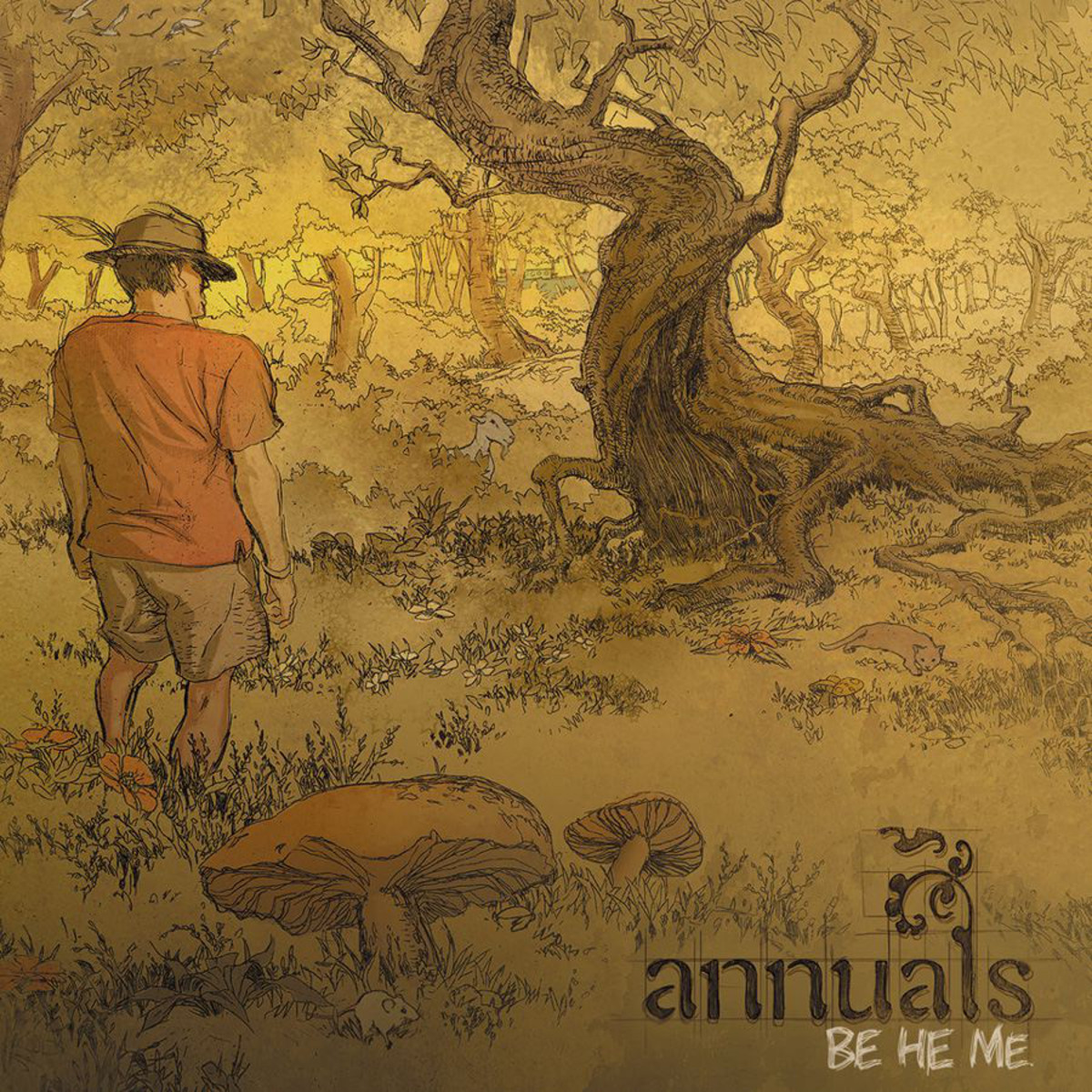 Annuals' Be He Me is out now.