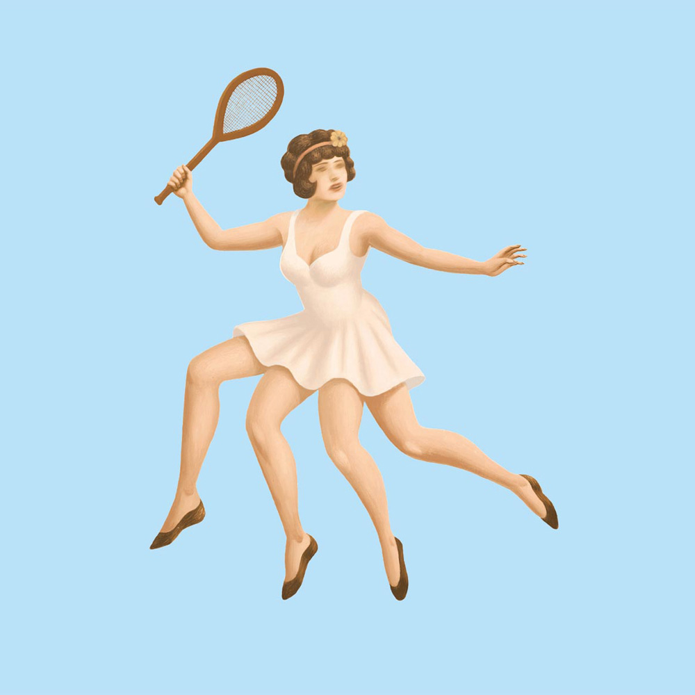 Blonde Redhead's 23 is out now.