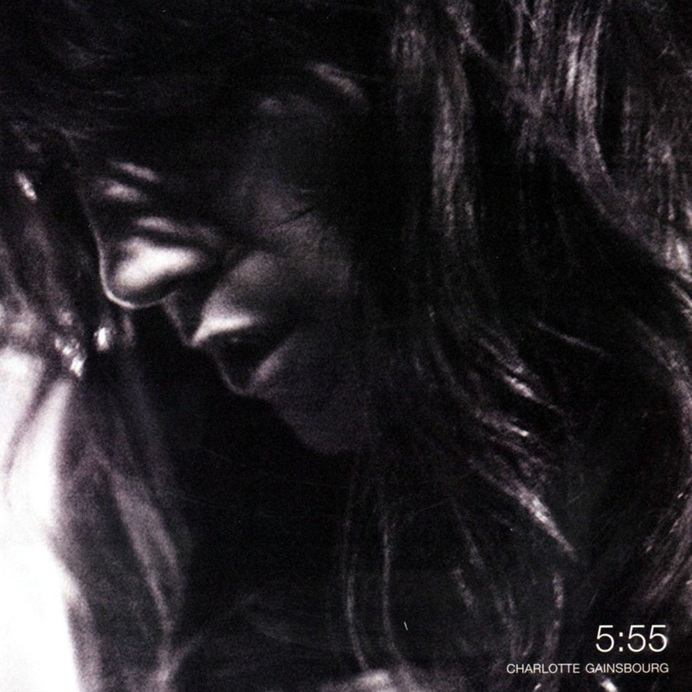 Charlotte Gainsbourg's 5:55 is out now.