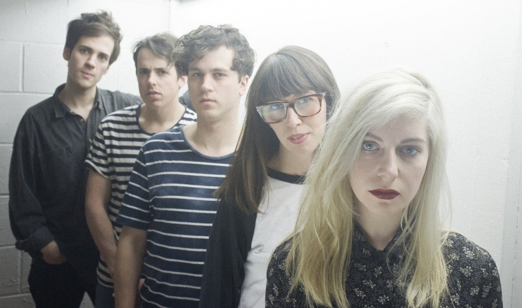 Alvvays' self-titled album is out now. (Courtesy of the artist)
