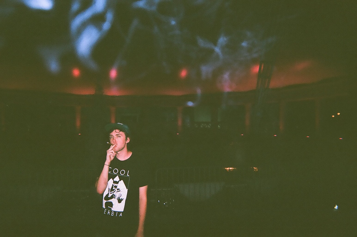 Elvis Depressedly's latest album, New Alhambra, is out now. (Courtesy of the artist)