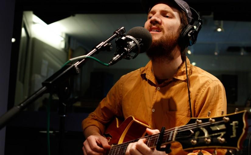 Photo Gallery: Blake Mills, On Soundcheck