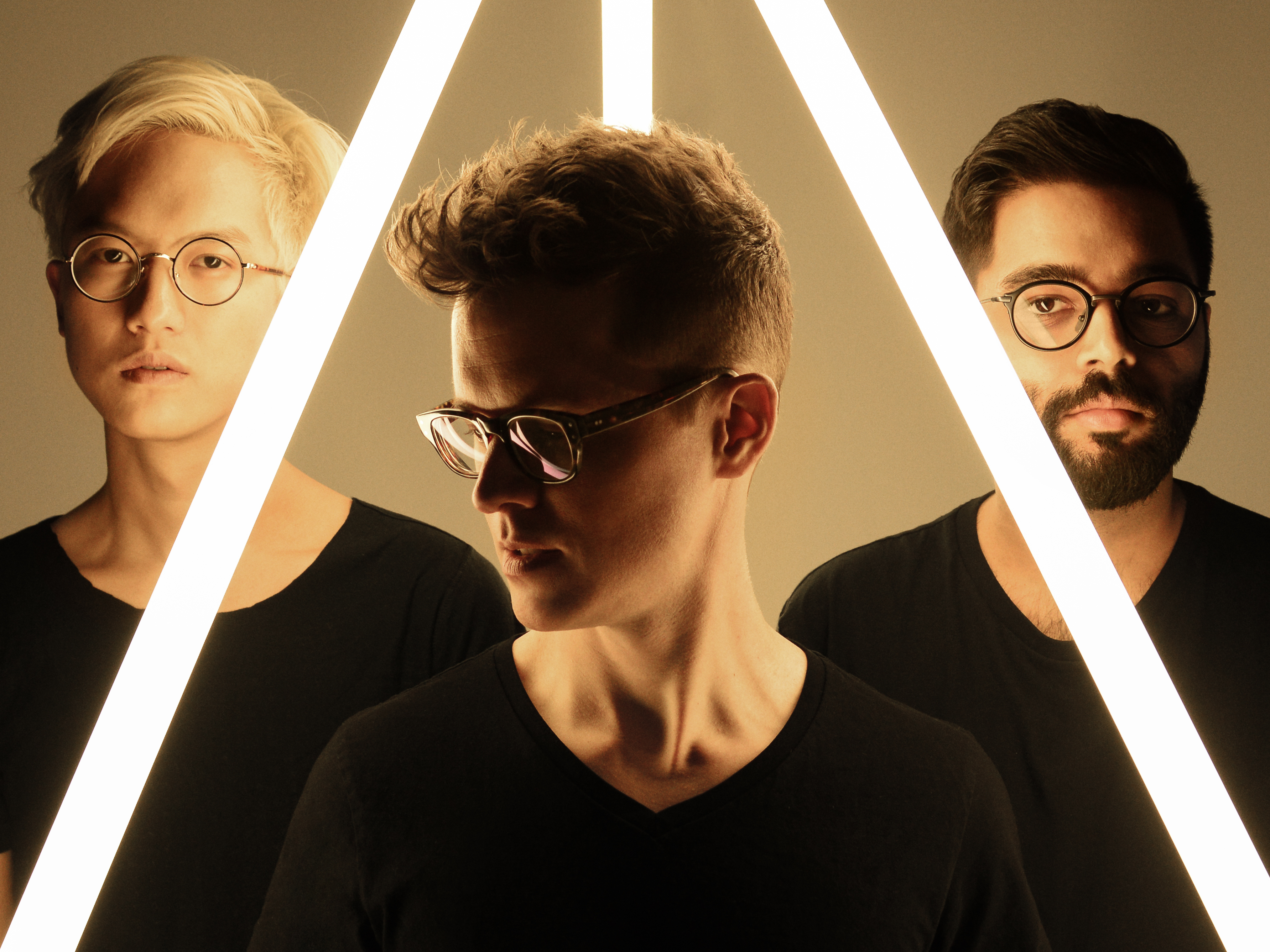 Son Lux's Bones is out June 23. (Courtesy of the artist)