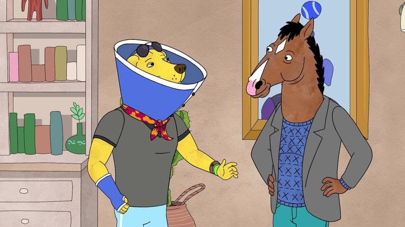 Bojack Horseman. (Courtesy of Netflix)