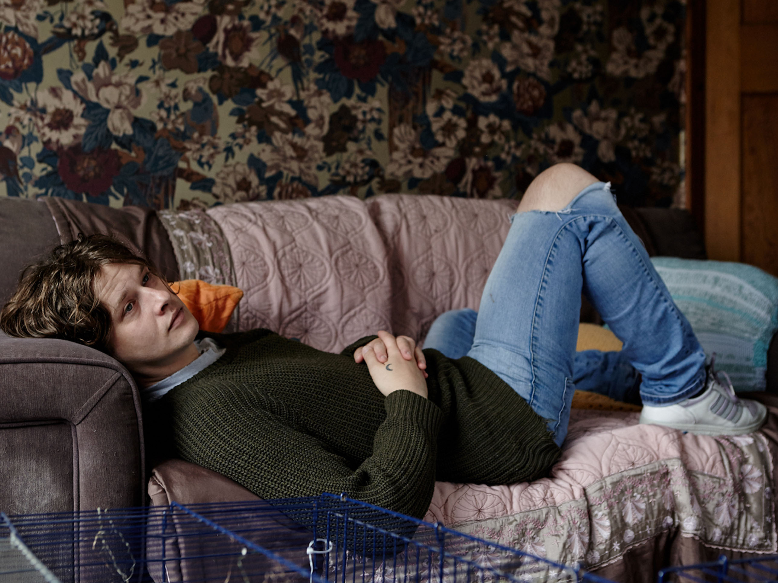 Bill Ryder-Jones' new album, <em>West Kirby County Primary</em>, is out now. (Rachel King/Courtesy of the artist)
