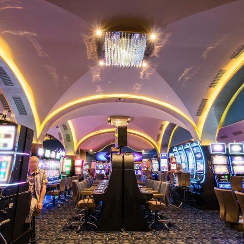 Maquinitas o slots en Casino Winland Cuernavaca