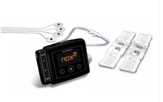 diagnostic device for snoring and sleep apnea
