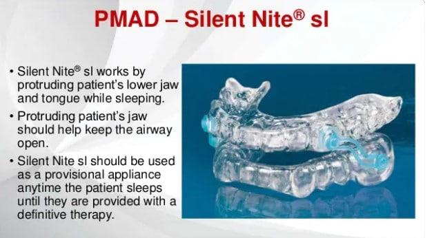 Silent Nite PMAD Explained