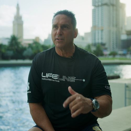 Team Leader Luis Santana