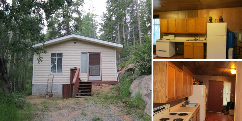 Sold! Creekside Cottage on 2 Acres in Evergreen