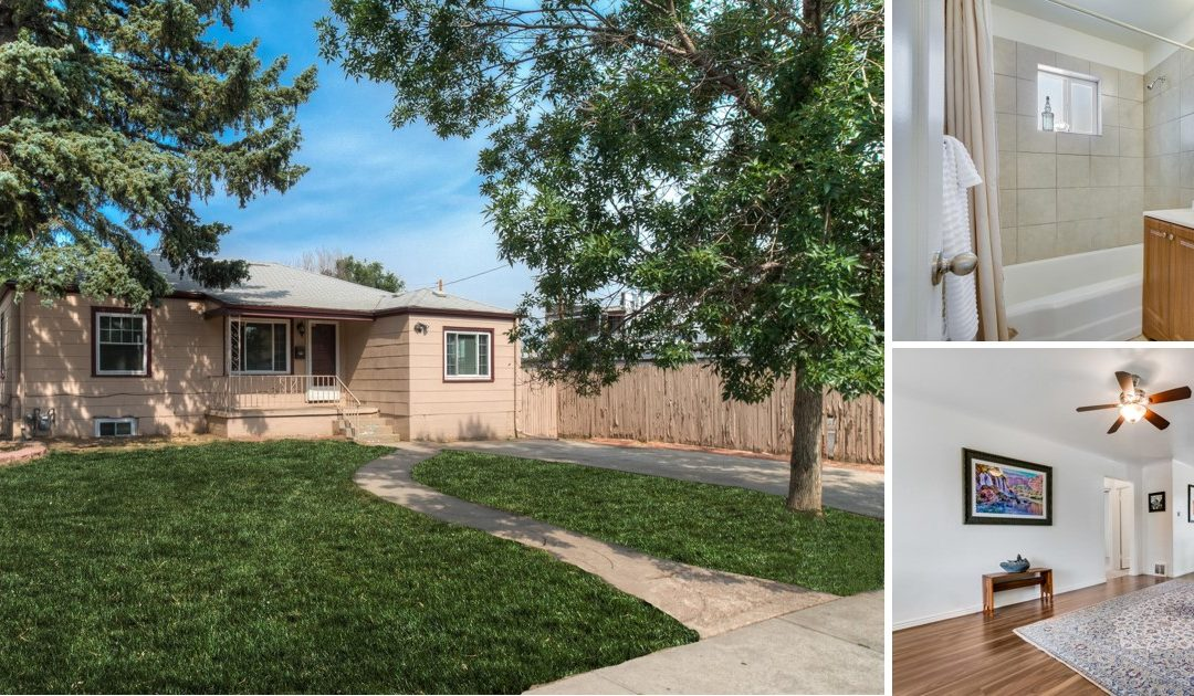 Sold! Updated Yates Ross Ranch Home
