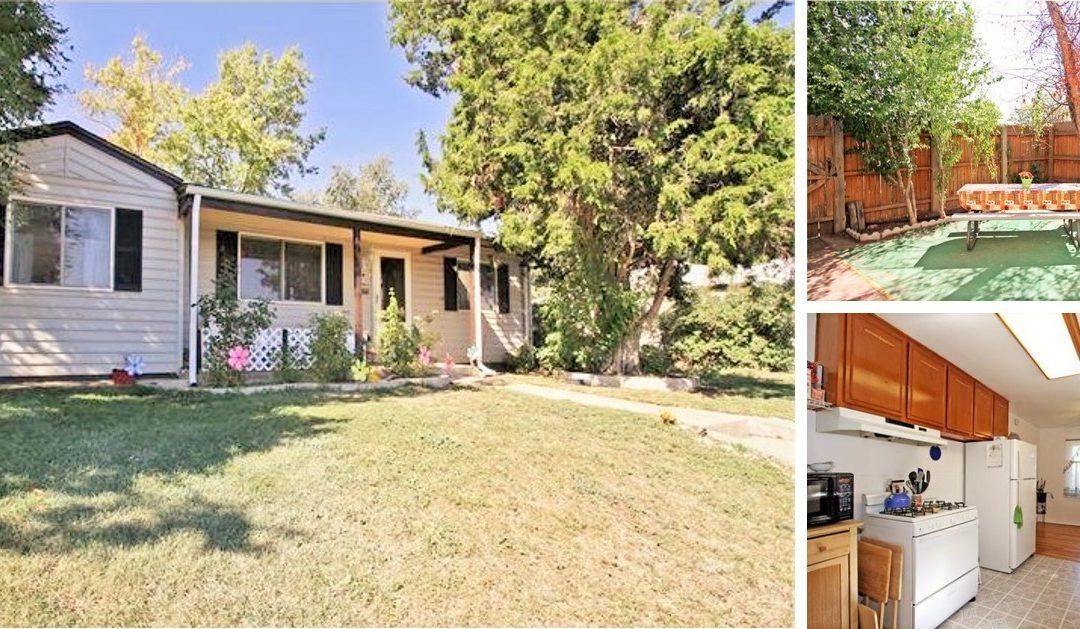 Sold! Terrific Athmar Park Ranch