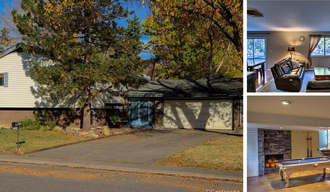 Sold! Southglenn Home Close to it All