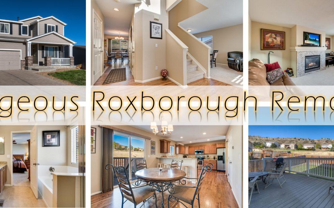 Sold! Gorgeous Roxborough Remodel