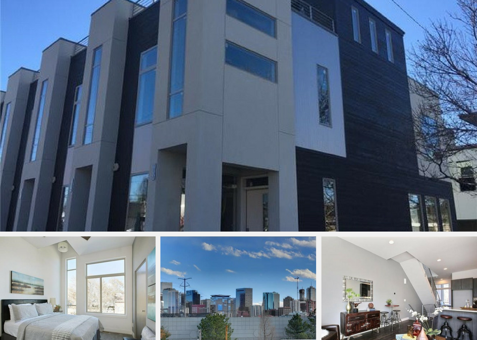 Sold! New Row-Home in LoHi!