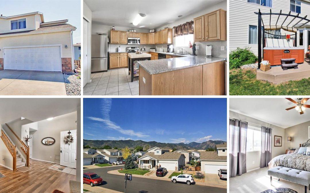 Sold! Roxborough Home with Mountain Views
