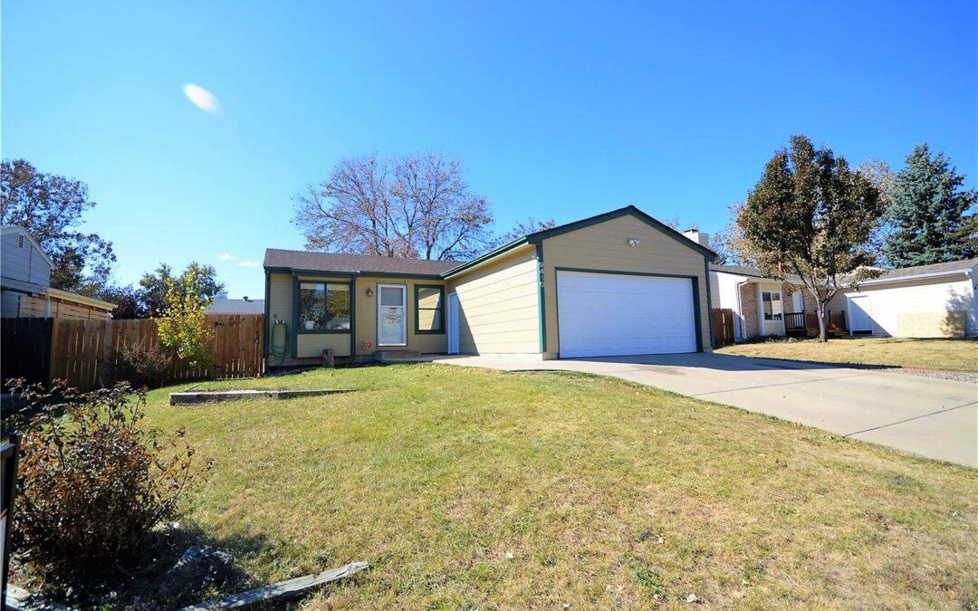 Sold! Marston Neighborhood Ranch Home