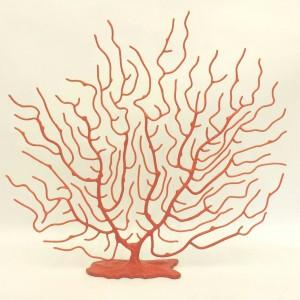 Red Sea Fan Sculpture