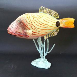 Marine Fish Sculpture
