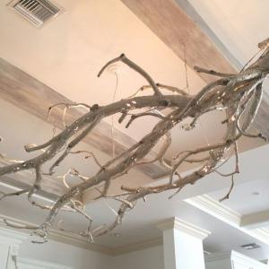 Branch Ceiling Light