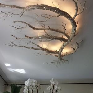 Branch Ceiling Light Fixture