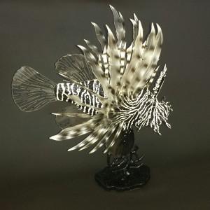 Lionfish Marine Sculpture