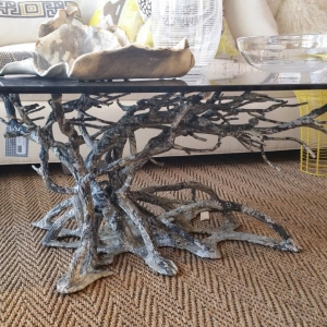 Windswept Driftwood Table